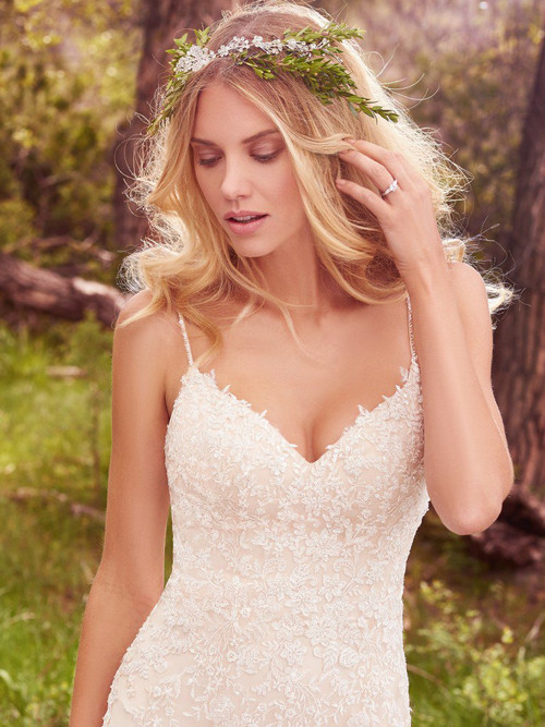 Maggie Sottero Wedding Dress Nola