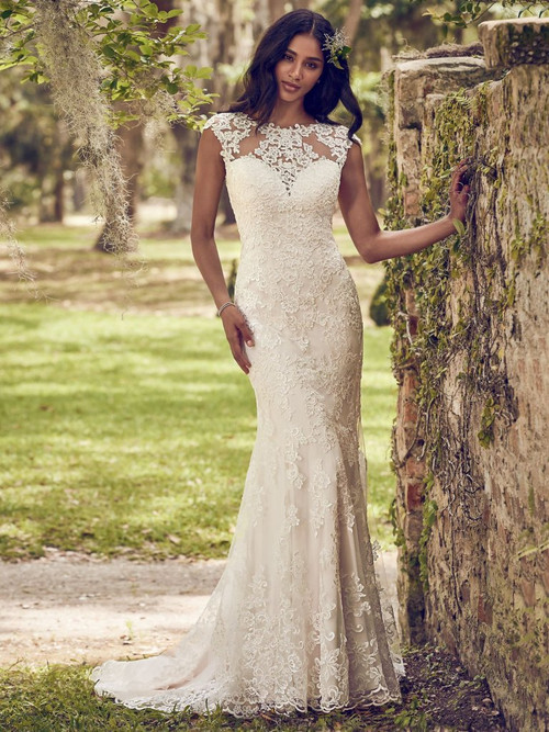 Maggie Sottero Wedding Dress Nori (8MS529)