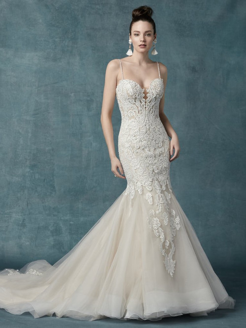 Maggie Sottero Wedding Dress Alistaire (9MS023)