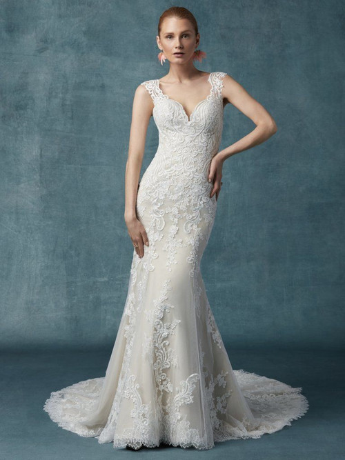 Maggie Sottero Wedding Dress Brecklyn