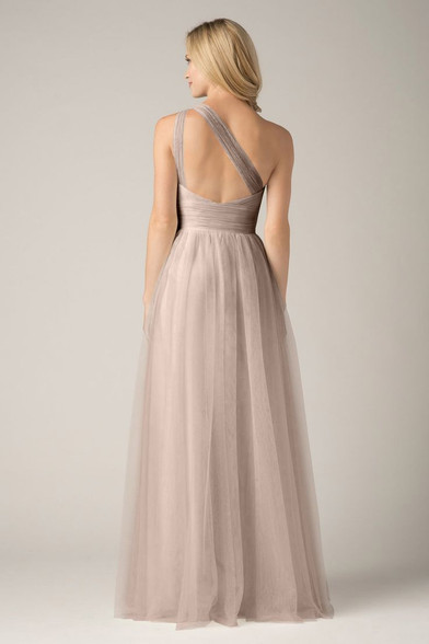 Wtoo Bridesmaids Dress 858i Blush Bridal