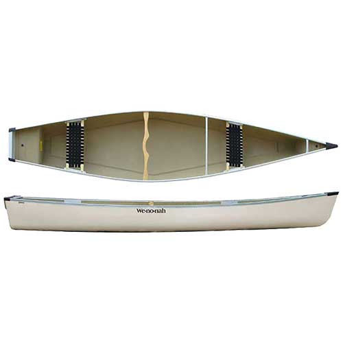 Backwater 15' Two Seat Canoe - Sports & Leisure