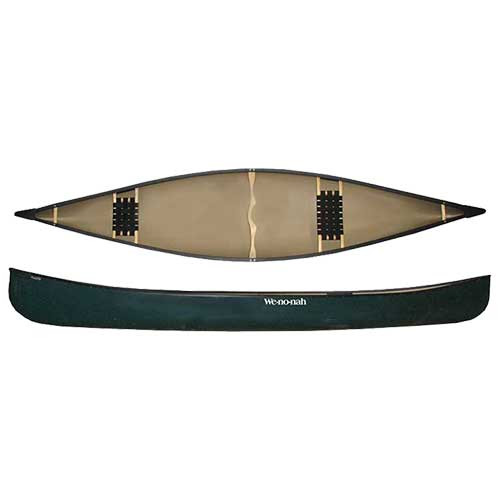 Prospector 15' Two Seat Canoe - Down River