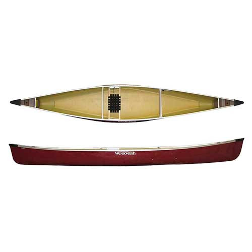 "Argosy 14' 6"" Single Seat Canoe - Down River"