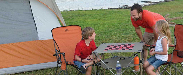 Items to Make the Most of Your Camping Trip