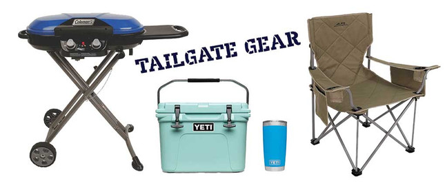 Tailgating Essentials for Opening Day
