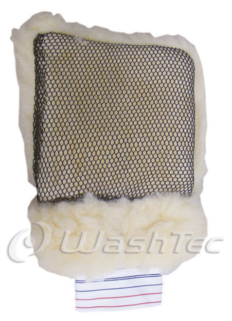 Hand Wash Mitt with Bug Mesh