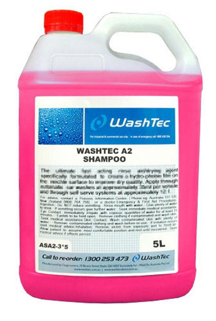 WashTec A2: Shampoo (3 x 5L)