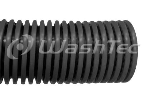 """2"""" Vacuum Hose - Black (15ft) PREMIUM Quality"""