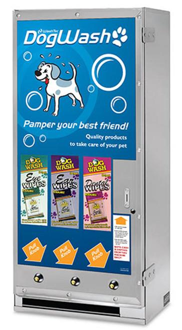 3 Column Mechanical Dog Wash Vendor - Package