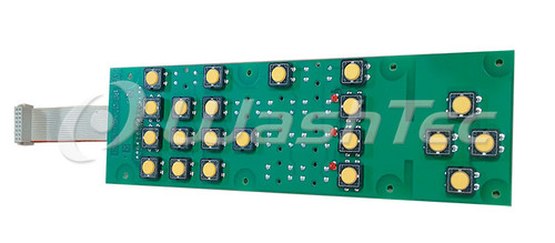 Replacement Keypad PCB for CP0