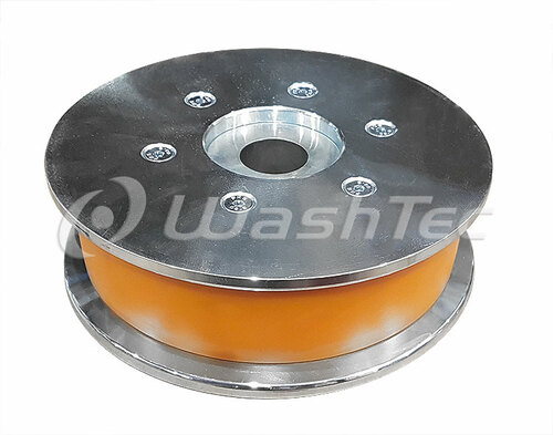 Bogie Wheel Roller with Pur-Layer