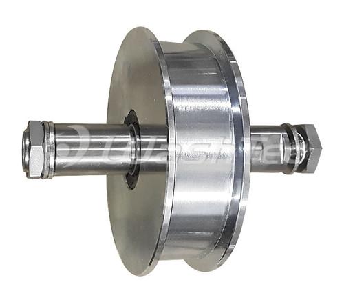 Bogie Wheel Roller Complete