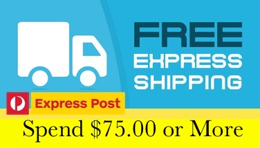 Free Express Shipping at Sydney Vapour