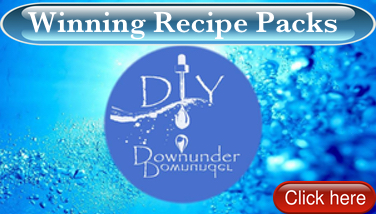 DIY Downunder Recipe Packs at Sydney Vapour