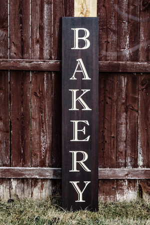Bakery Sign, Kitchen Signs, Carved Signs, Wood Signs, Farmhouse, Rustic,