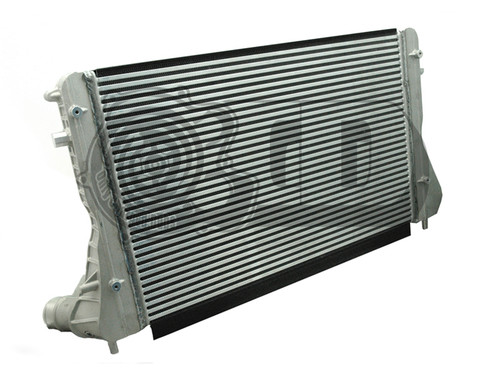Genuine Audi S3 Intercooler with Alloy End Tanks