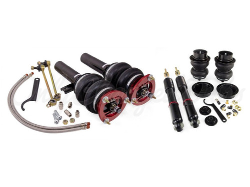 VAG Mk7 FWD 50mm & Fixed Rear Axle AirLift Performance Suspension Pack