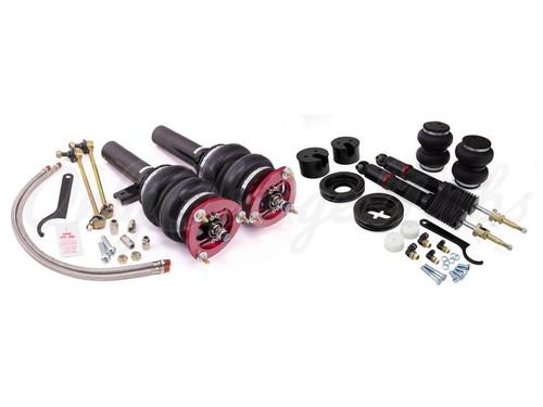 VAG Mk7 FWD 55mm & Independent Rear Suspension AirLift Performance Suspension Pack