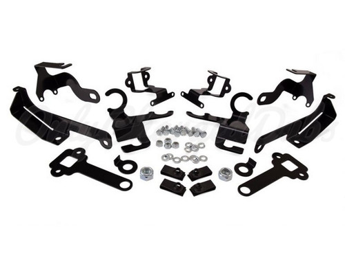 AirLift Performance 3H Height Sensor Brackets for Chevrolet Camaro