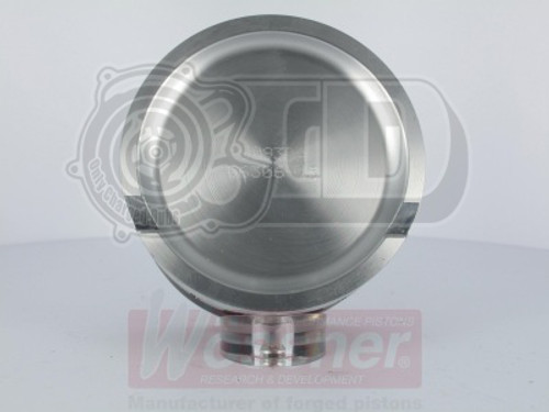 VR6 Turbo Low Compression Wossner Forged Pistons
