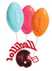 Football Lollipop Candy Fundraiser