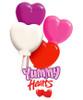 Yummy Hearts Lollipops
