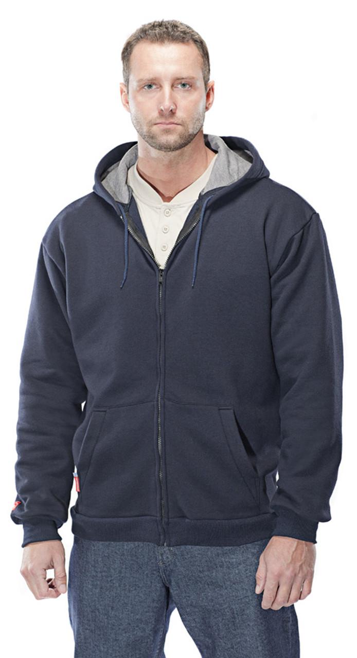 No Zipping Hooded Hoodie Sweatshirt