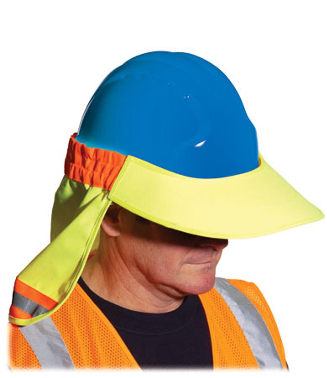 Keep Cool Hard Hat Visor
