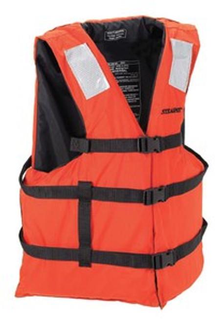 Deck Hand General Purpose Safety Vest