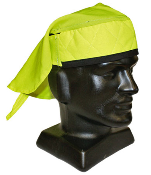 Strap Up Cooling Tie Hat, Available in Navy, Yellow, or Orange