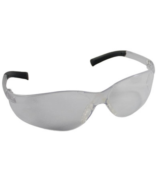 Painless, Clear Anti-fog Lens, Clear Temples, Flared Soft