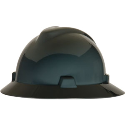 Navy Gray MSA Certified Protective Hat