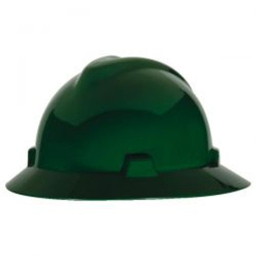 Green Construction Protective Hat