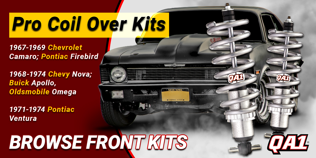 QA1 Front Coil Overs
