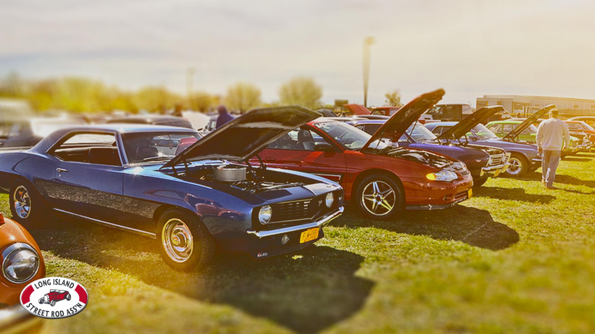 Belmont Car Show 4/15/18
