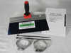SealGreen Spatula for removal and collection of SealGreen SCR1600 and SealGreen SGR1500