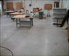 SealGreen Garage Floor Sealer is a perfect application for warehouse and shop floors.