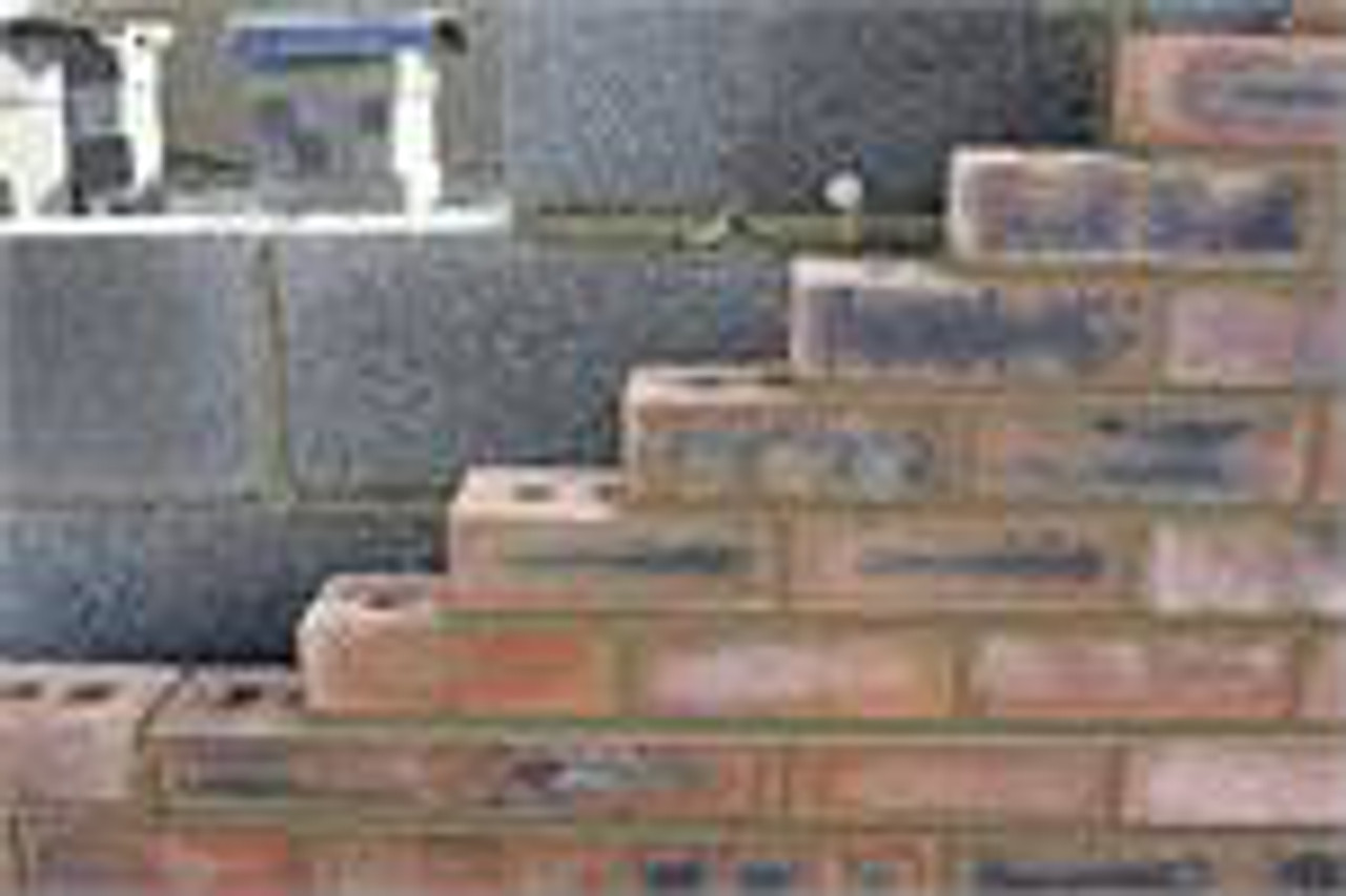 SealGreen Brick and Stone Seals Clay bricks and Cinder blocks to prevent humidity transfer and efflorecence