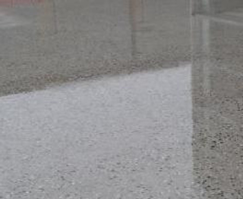 SealGreen Polished Concrete Sealer is designed to protect the floor without changing the concrete surface.