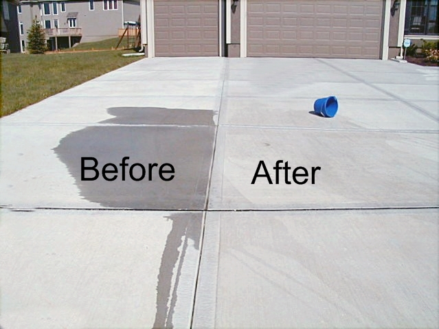 What Real People Say About Sealing Concrete