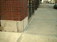 Expansion Joints and Control Crack Joints