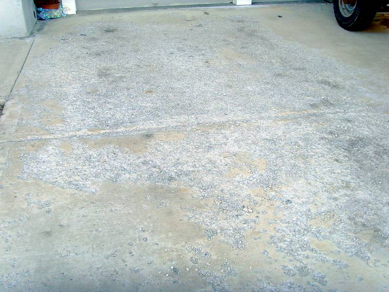 Freeze Thaw Cycle and Prevention of Damage to Concrete