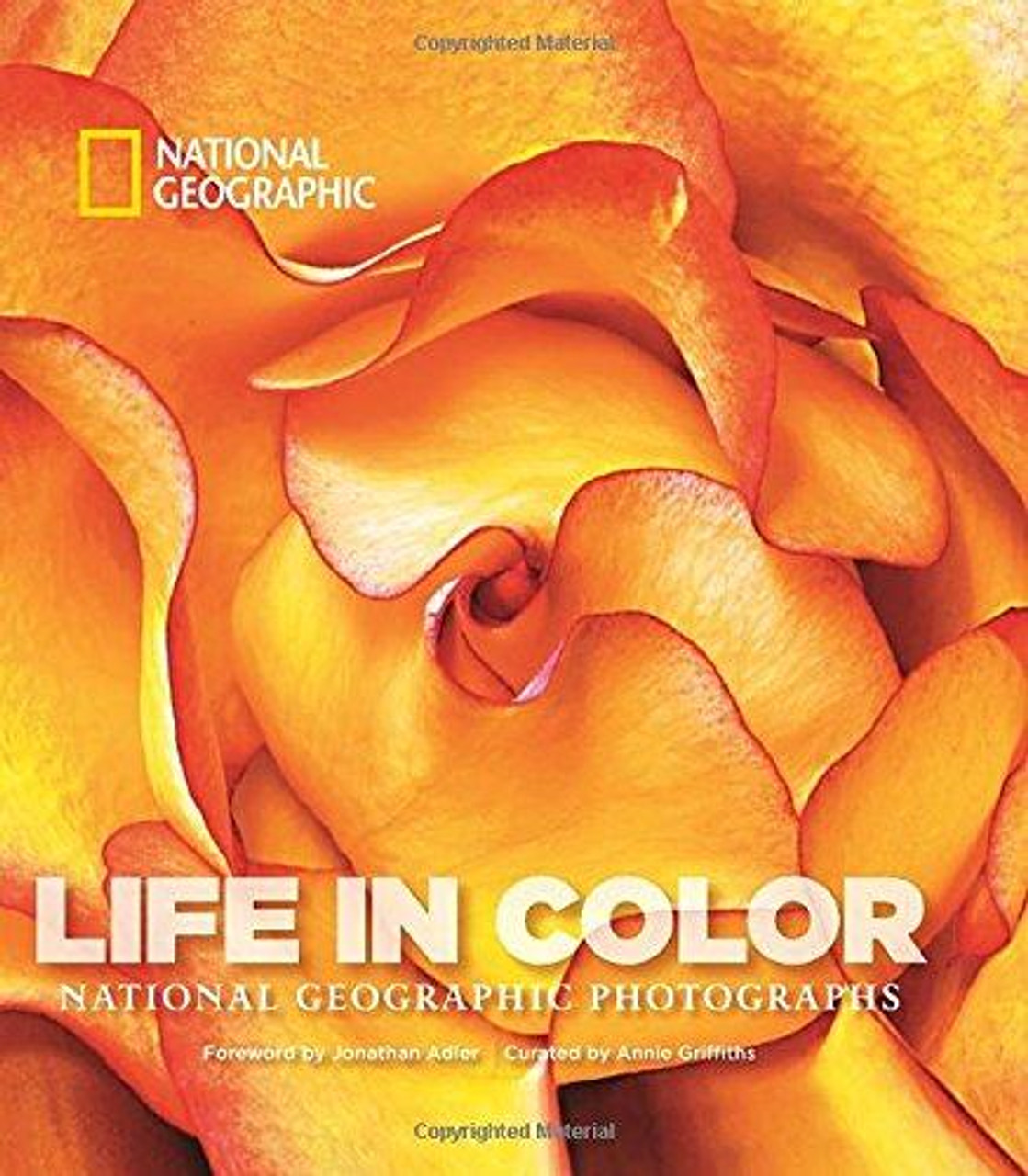 National Geographic Life in Color, A Small Coffee Table Book ...