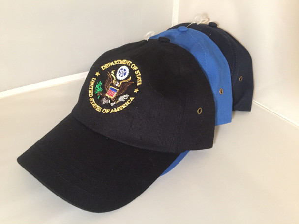 All Star Cotton Cap / DOS Embroidered