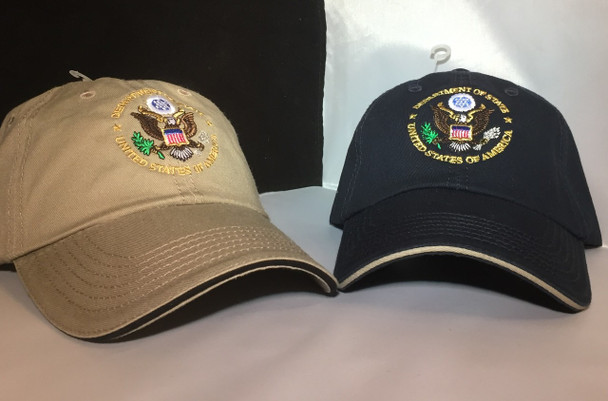 Classic Sandwich Cap/DOS Embroidered