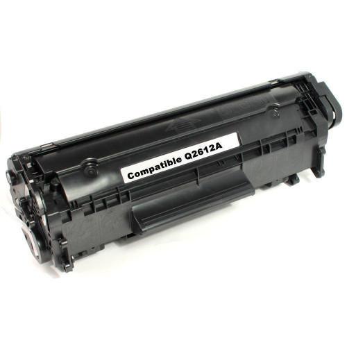 HP 12A Q2612A Compatible Black Toner Cartridge