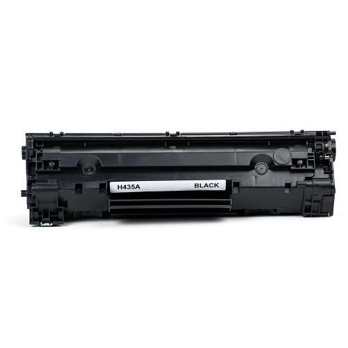 HP 35X CB435X Compatible Black Toner Cartridge - HIGH YIELD