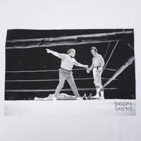 Knockout Tee - White
