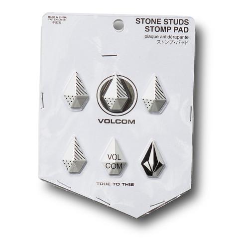 Stone Studs Stomp - White